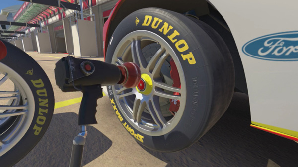 Shell VPower Virtual Pitstop2