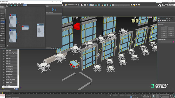 Autodesk 3ds max 2020 revit