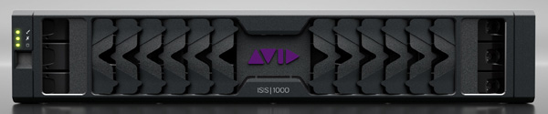 Avid-Isis-1000-Front