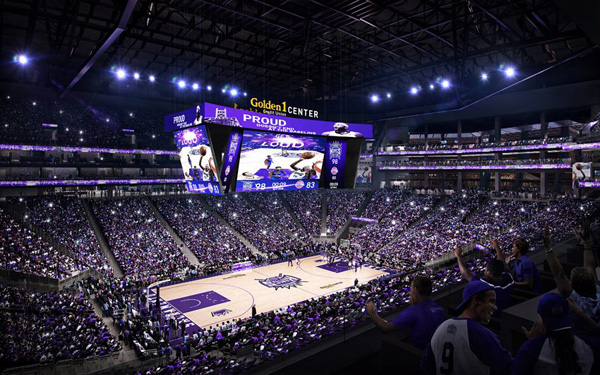 GV golden 1 center