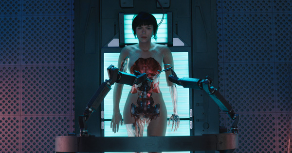 MPC Ghost in the shell AFTER