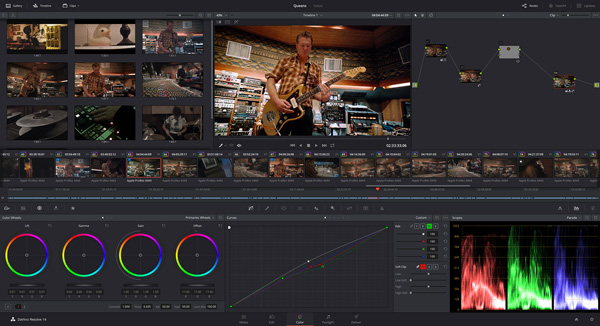 DaVinciResolve14 Color