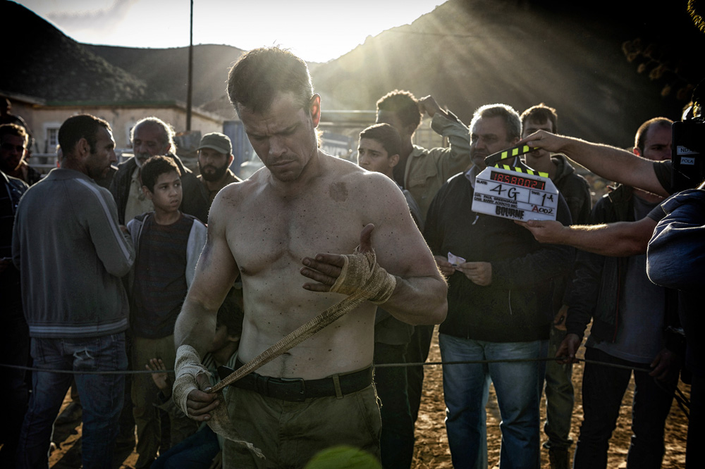 Blackmagic jason bourne davinci 1