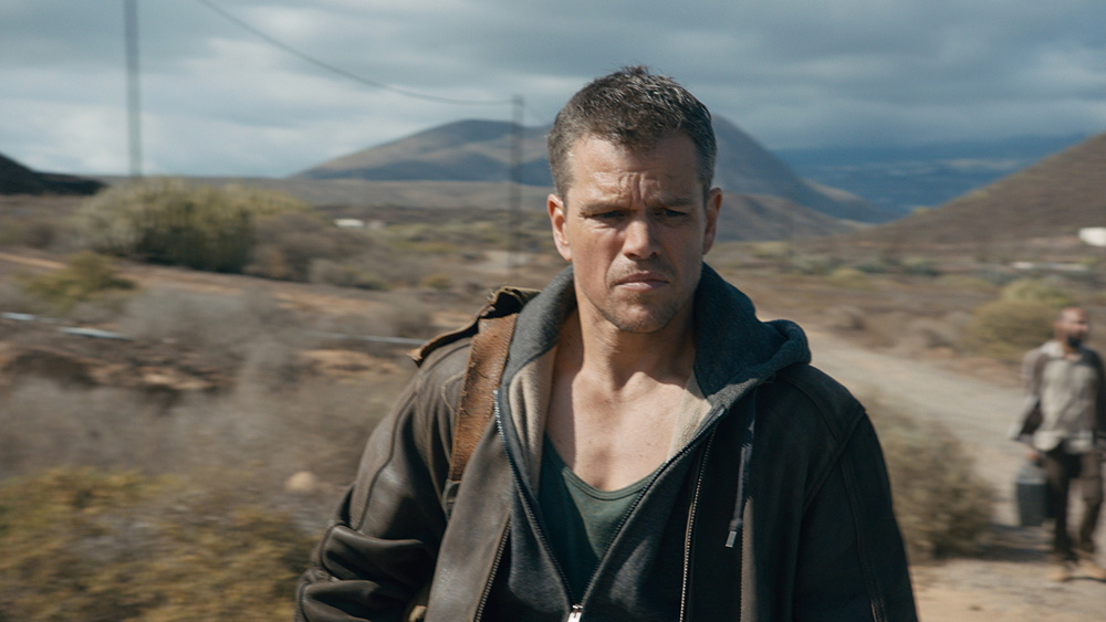 Blackmagic jason bourne