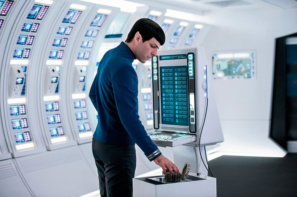 Deluxe star trek beyond4