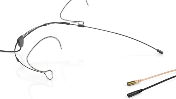DPA headset 6060 lavaliers