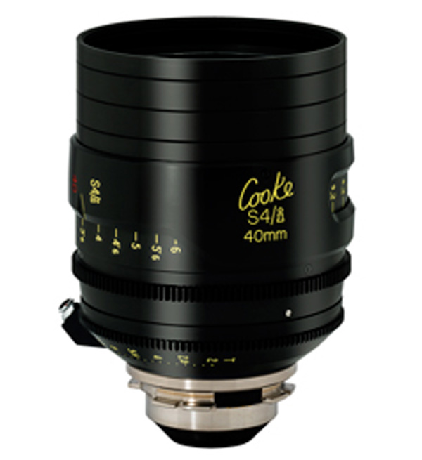 Cooke S4i-40 White 10at300 357