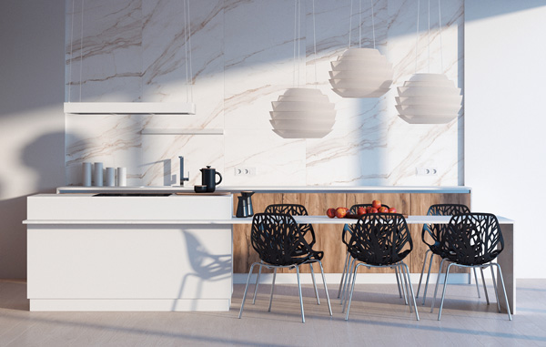 Vray next sketchup kitchen 02
