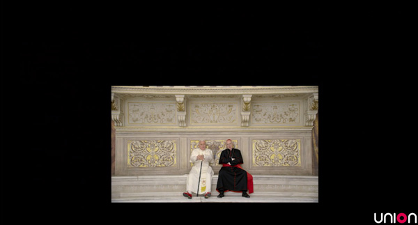 Union vfx Two Popes5