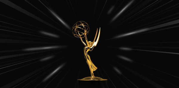 Emmy award header