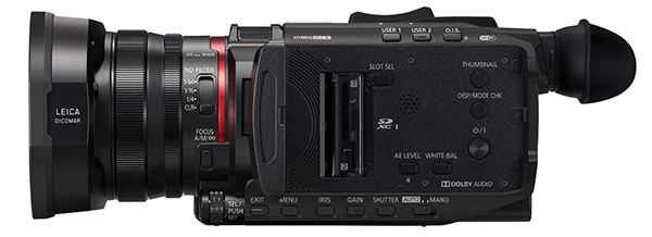 Panasonic X1500 side 2