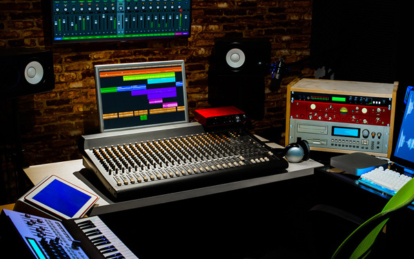 Sonnet fusionssdraid audio studio
