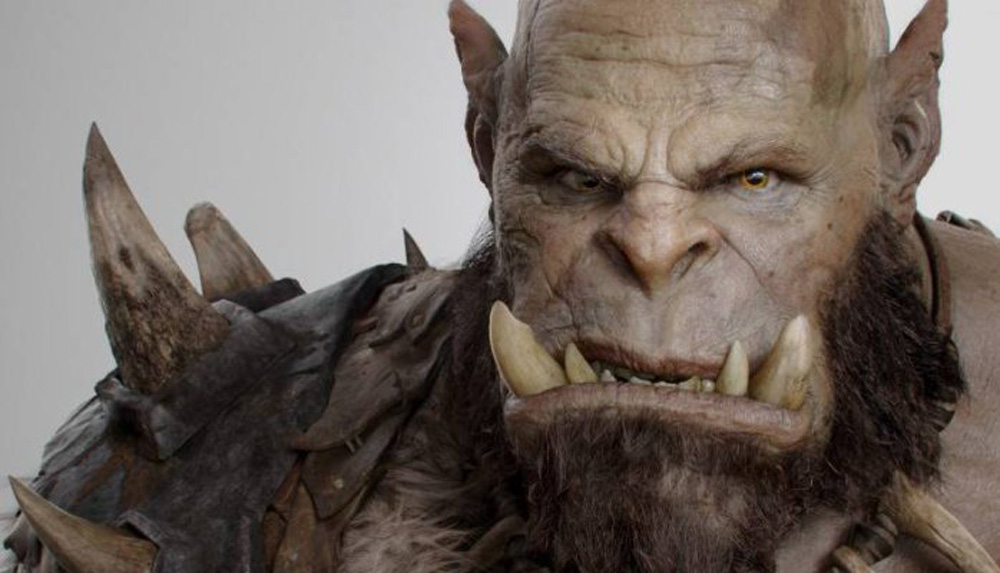 Animatrik warcraft orc