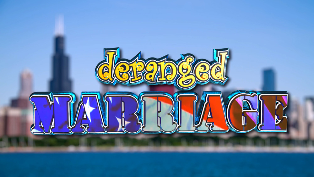 Blackmagic Deranged Marriage Title