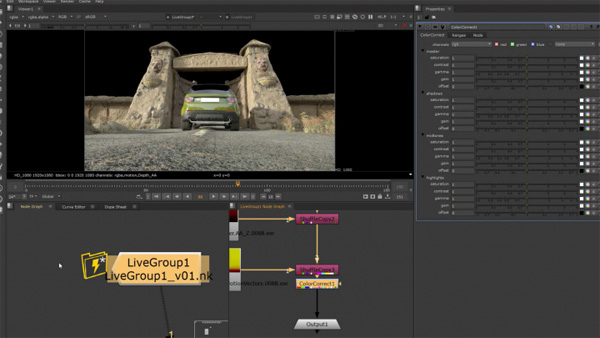 Foundry Nuke & Hiero 11 0 Supports Collaboration and VFX Precision