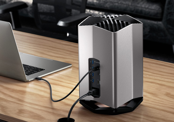 Blackmagic eGPU thunderbolt