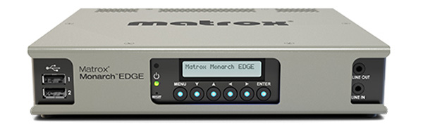 Matrox Monarch Edge