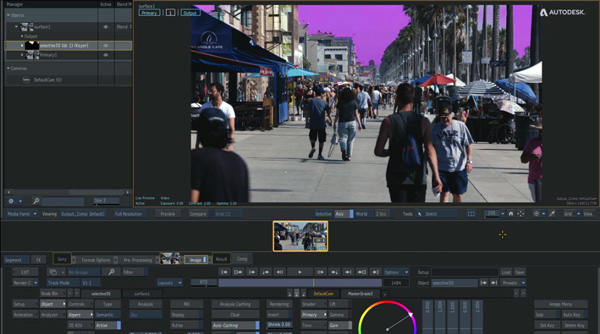 Autodesk Flame Continues AI Integration for Colour, Finishing and VFX