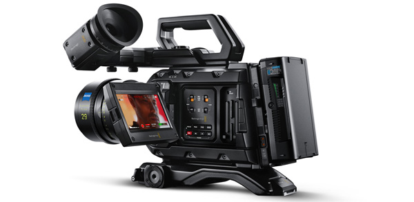 Blackmagic ursa mini pro 12k 2