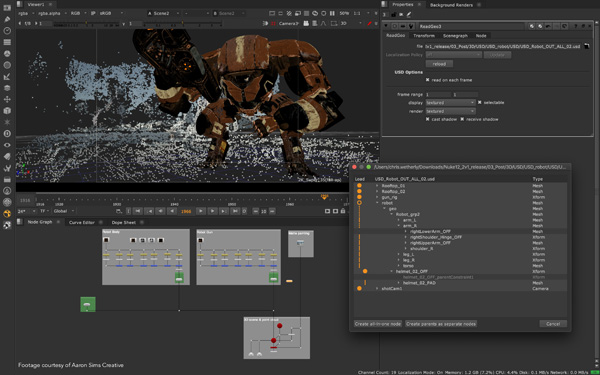 Foundry Nuke 2 12 USD readGeo