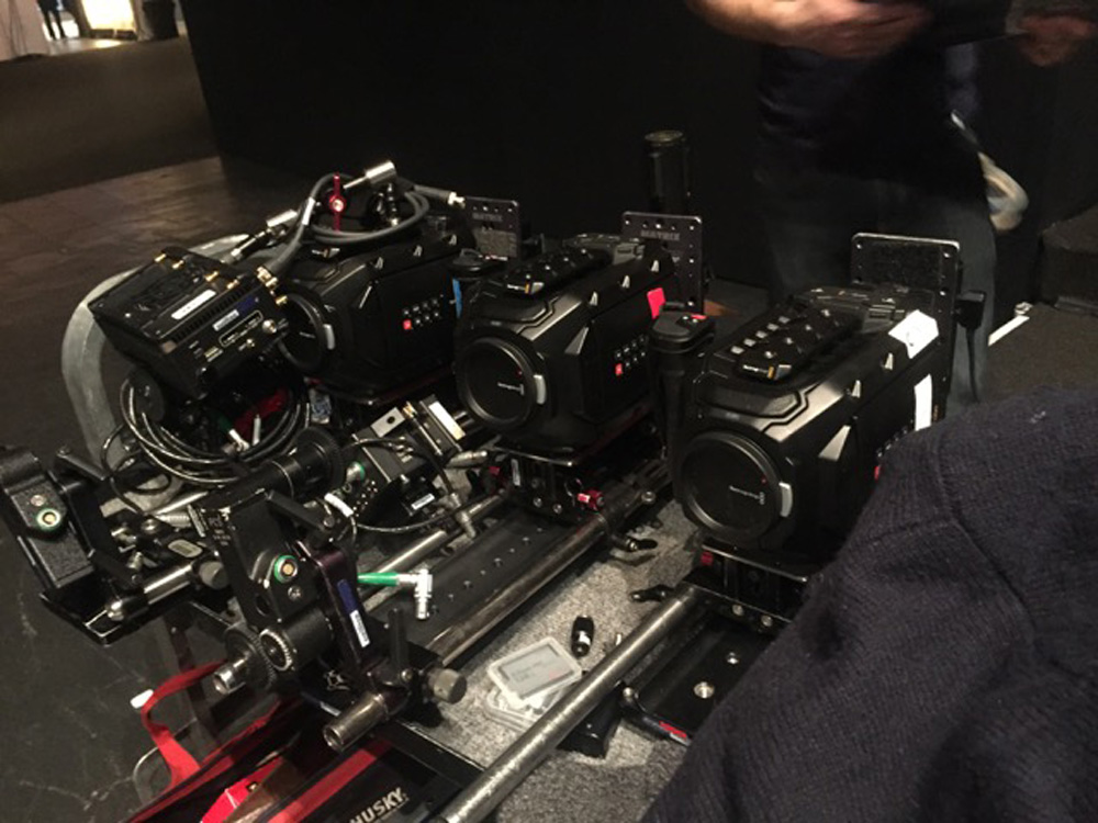 Blackmagic ursamini3