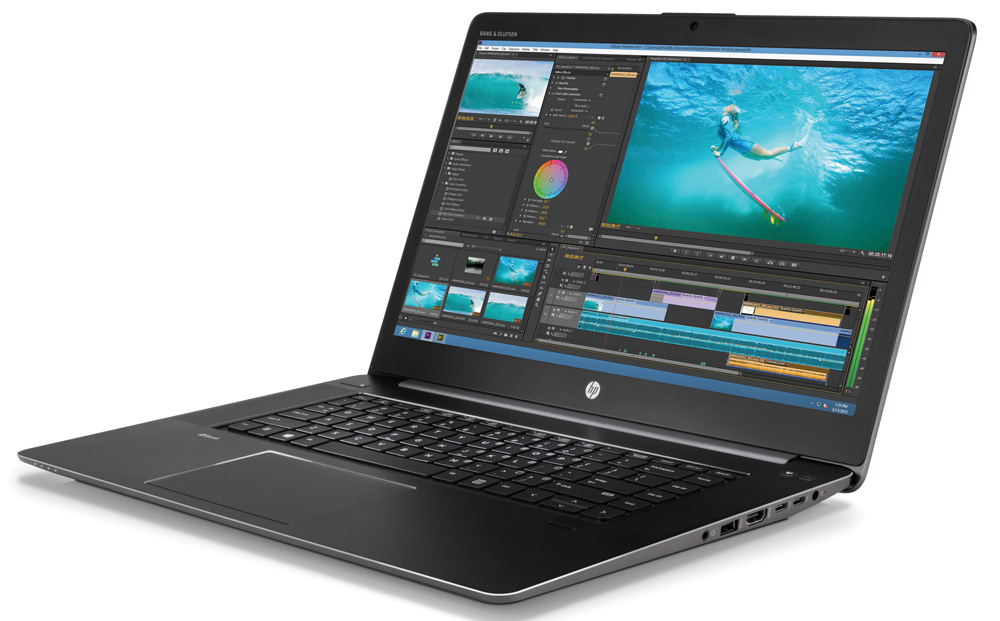 HP ZBook Studio