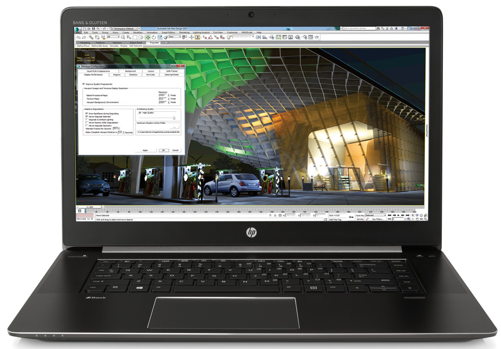 HP ZBook Studio2