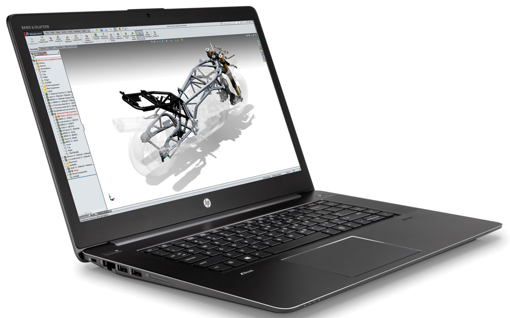 HP ZBook Studio3