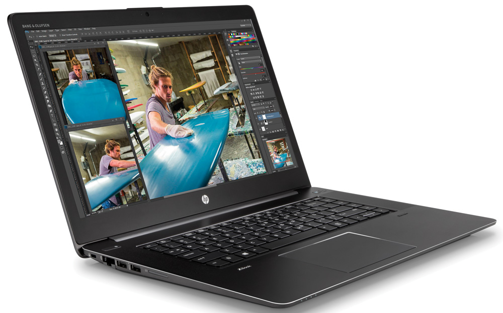 HP ZBook Studio4