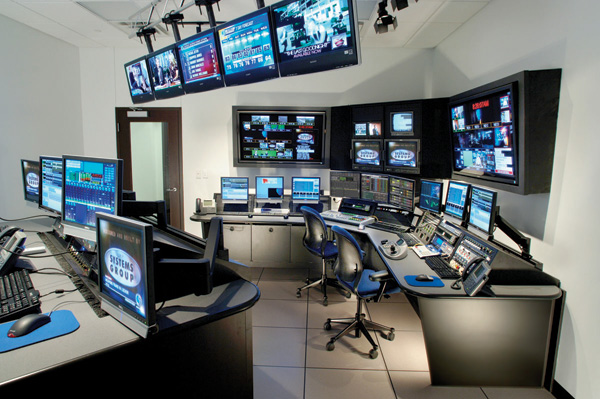 GV ignite Control Room