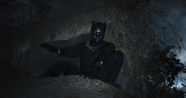 Black panther gervais technicolor12