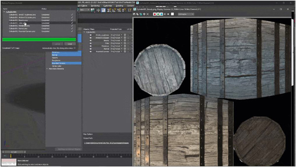 Autodesk 3ds max bake to texture