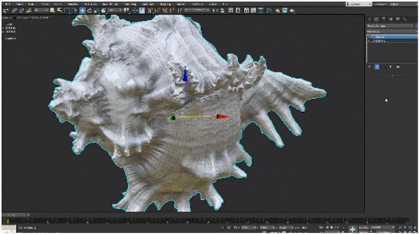 Autodesk 3ds max relax