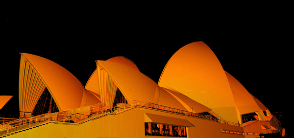 Opera House-point-cloud-image