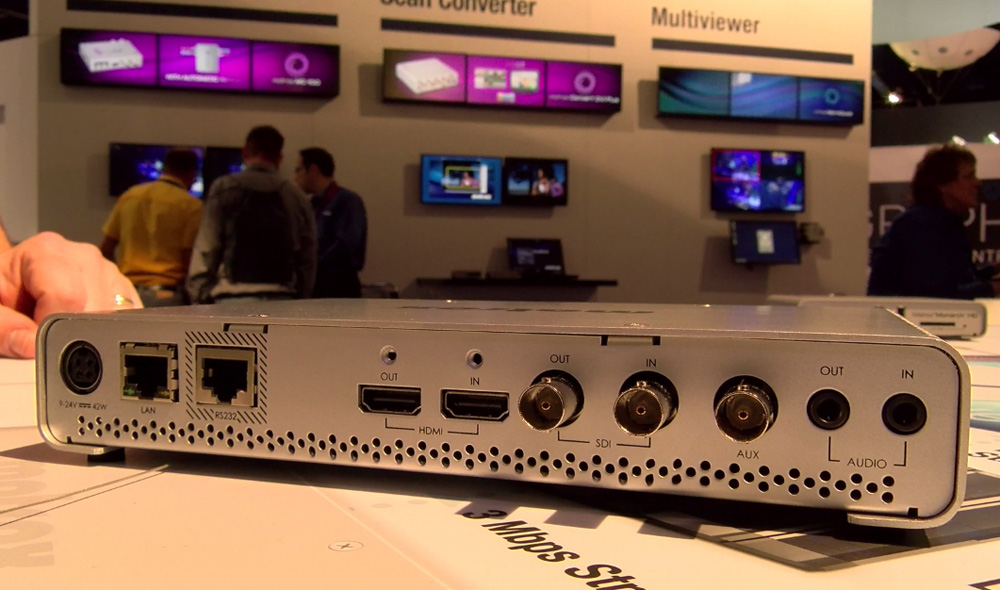 Matrox Monarch HD closeup2