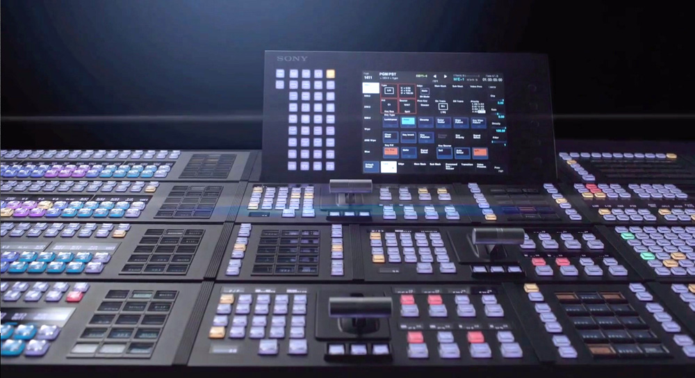 Sony xvs switchers