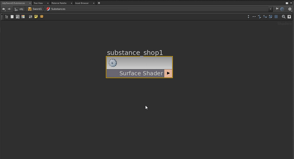 Allegorithmic Substance houdini
