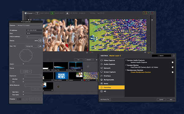 Telestream Wirecast 9