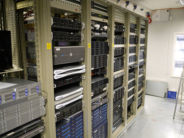 Telestream Visual Data Racks