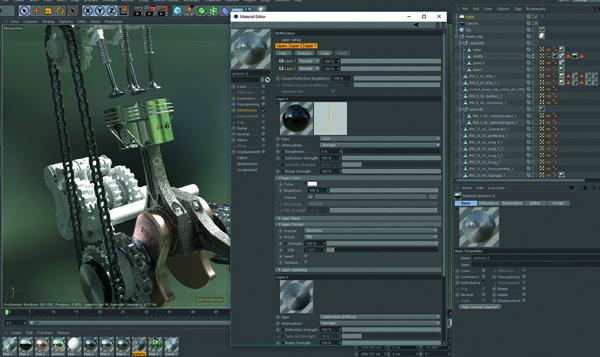 Cinema 4D Gets Fast and Photoreal with AMD's Radeon ProRender