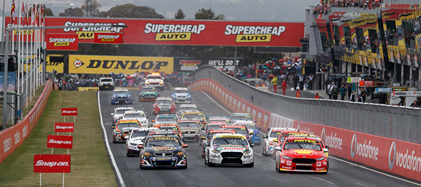 Grass valley Bathurst 1000