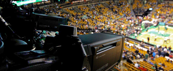 EVS Game Creek Broadcast Camera