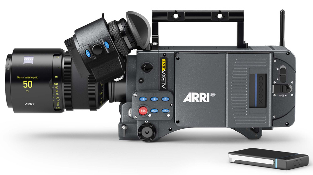 Codex ARRI ALEXA SXT SXR Capture Drive