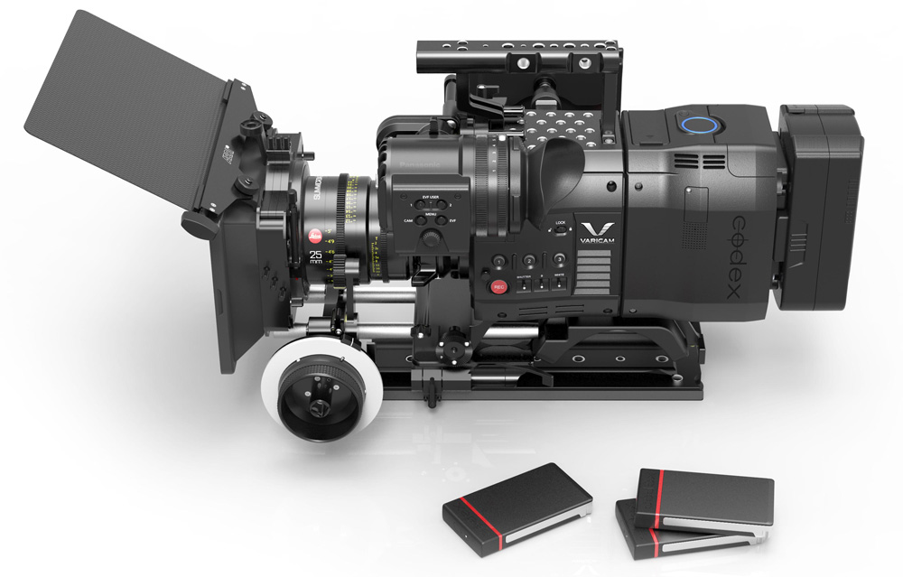 Codex Panasonic VariCam Pure