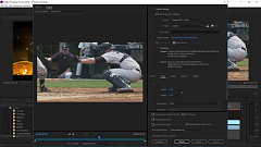 Cinegy Adobe Nvidia HEVC Export