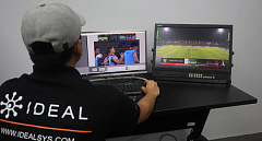 Bluefish444 Ideal Systems Live Sports