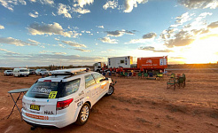 AVIWEST thinkom solar challenge