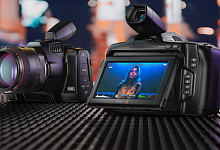 Blackmagic pocket cinecam 6kPro
