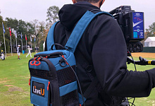 LiveU Multi Cam Golf