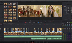 Blackmagic resolve fairlight4